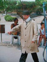 Professeur Tournesol Club Med Grégolimano, Ile d'Eubée, Grèce