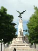Statue Place de la République