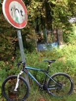 Le repos du vélo